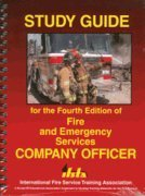 9780879392833: Study Guide for the Fourth Edition of Fire and Emergency Services Company Officer