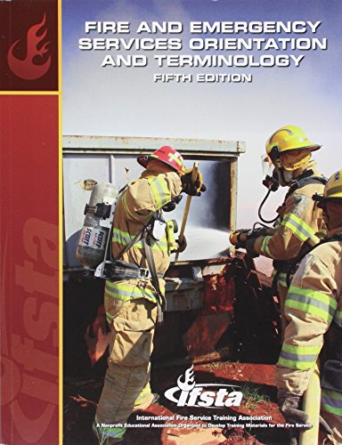 9780879394035: Fire and Emergency Services Orientation and Terminology