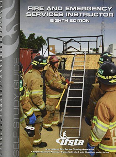 9780879394424: Fire and Emergency Services Instructor Study Guide 8E