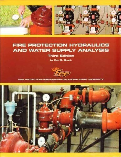 9780879394455: Fire Protection Hydraulics and Water Supply Analysis, 3 Edition