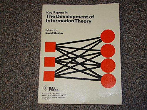 9780879420284: Key Papers in the Development of Information Theory