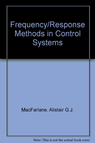 9780879421267: Frequency/Response Methods in Control Systems (IEEE Press selected reprint series)