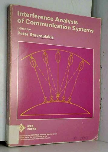 9780879421359: Interference Analysis of Communication Systems (IEEE Press Selected Reprint Series)