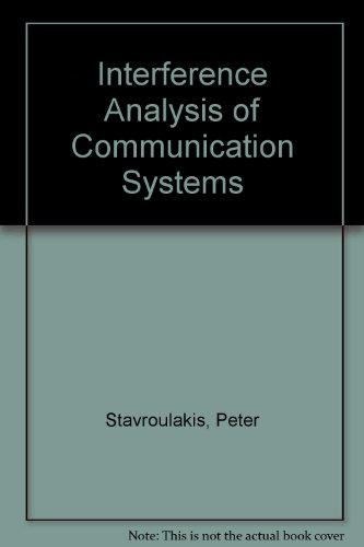 9780879421366: Interference Analysis of Communication Systems (IEEE Press selected reprint series)