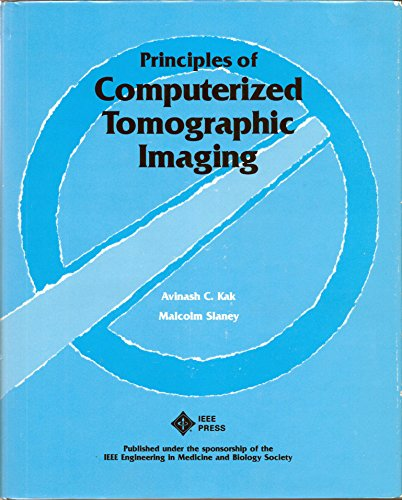9780879421984: Principles of Computerized Tomographic Imaging