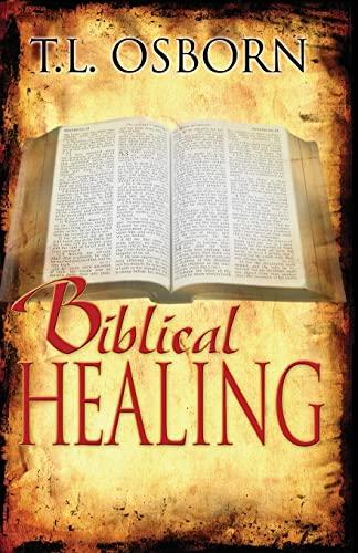 9780879431433: Biblical Healing