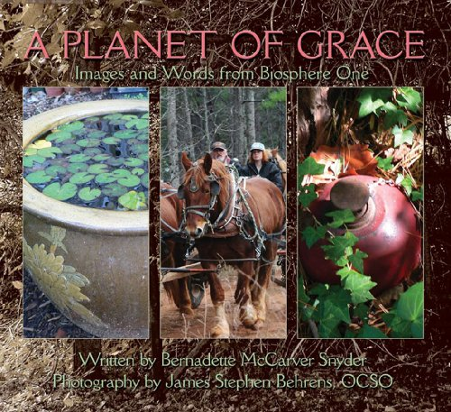 9780879464011: Planet of Grace: Images and Words from Biosphere One