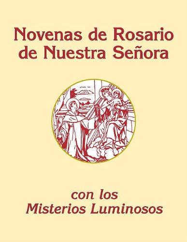 9780879464721: Novenas De Rosario-Large Print (Spanish Edition)