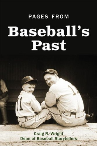 9780879465155: Pages from Baseball's Past