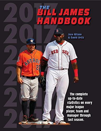 The Bill James Handbook 2017: Baseball Info Solutions