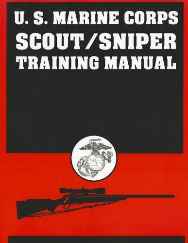 9780879470944: U.s Marine Corps Scout/Sniper Training Manual