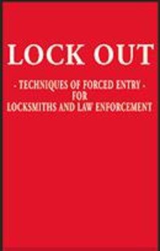 9780879471064: Lockout Techniques of Forced Entry