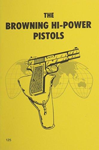 9780879471255: Browning High Power Pistols (Combat Bookshelf)