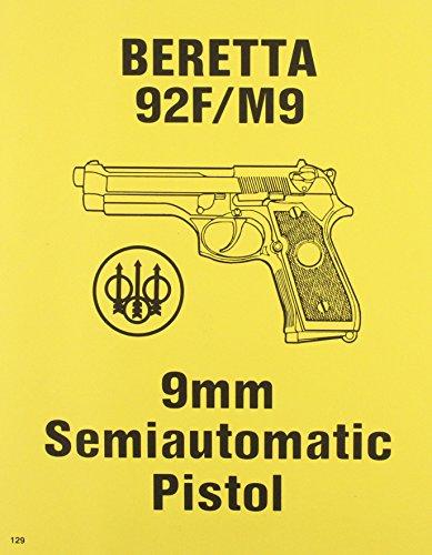 9780879471293: Beretta  92F/M9 9mm Semiautomatic Pistol