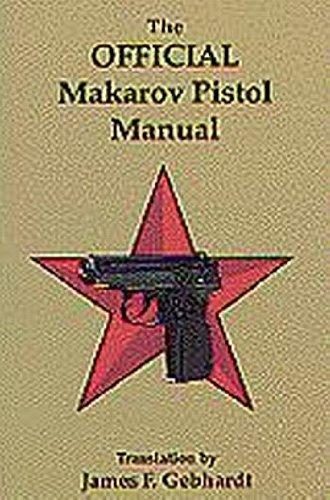 9780879471460: Official 9Mm Makarov Pistol Manual