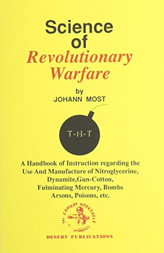 9780879472115: The Science of Revolutionary Warfare (The Combat bookshelf)