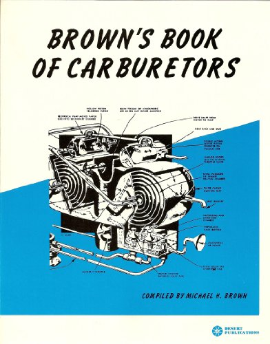 9780879473068: Brown;S Book of Carburetors