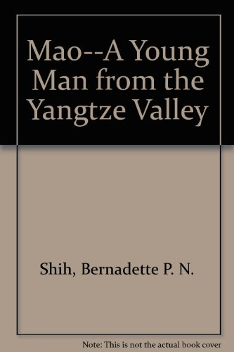 9780879490263: Mao--A Young Man from the Yangtze Valley