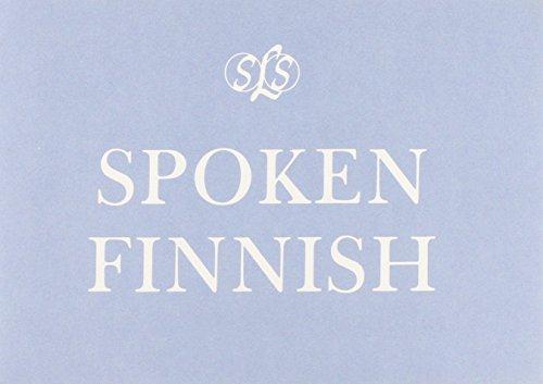Spoken Finnish: Sebeok, Thomas A.