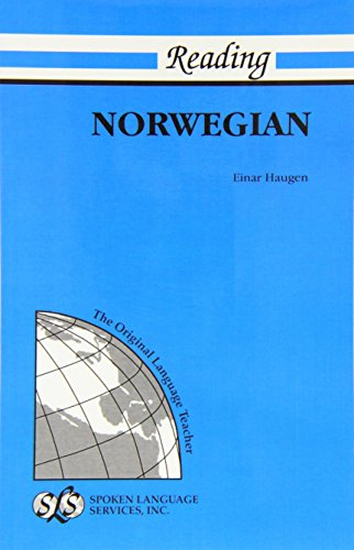 9780879501723: Reading Norwegian