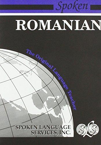 9780879503178: Spoken Romanian