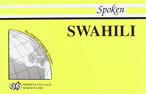 9780879503635: Spoken Swahili (Spoken Language Series)