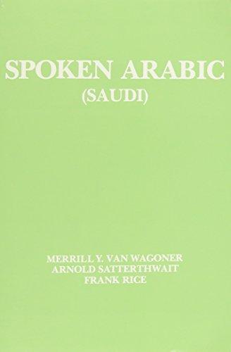 9780879504106: Spoken Arabic