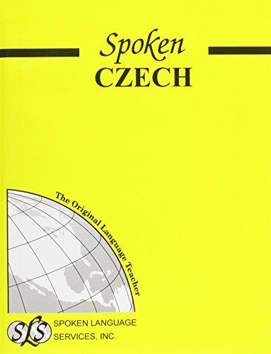 9780879506308: Spoken Czech: Units 1-12 (Czech Edition)