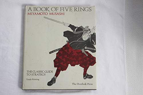 9780879510183: A Book of Five Rings: The Classic Guide to Strategy