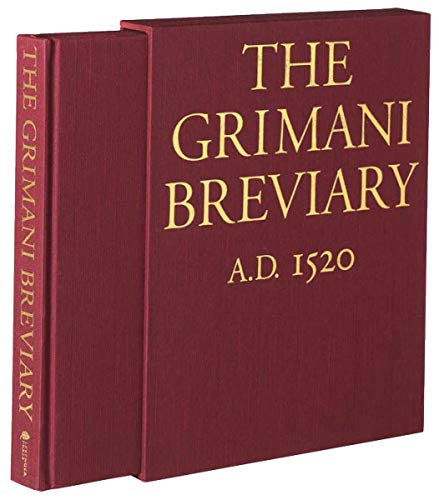9780879510220: The Grimani Breviary: Reproduced from the Illuminated Manuscript Belonging to the Biblioteca Marciana, Venice