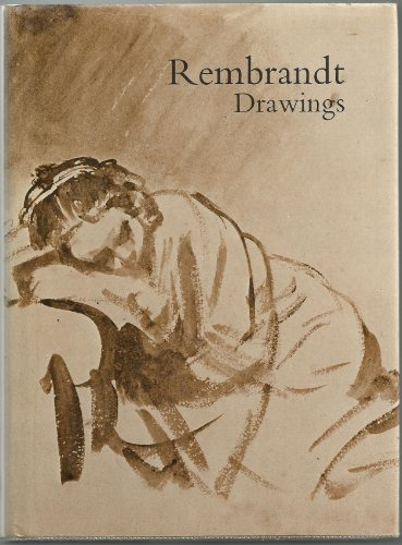 9780879510473: Rembrandt Drawings (Overlook)