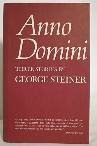 9780879511135: Anno Domini