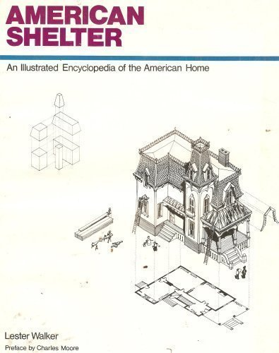 9780879511319: American Shelter: An Illustrated Encyclopedia of the American Home