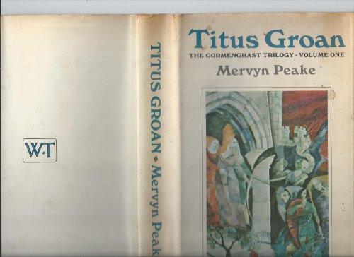 9780879511432: Titus Groan