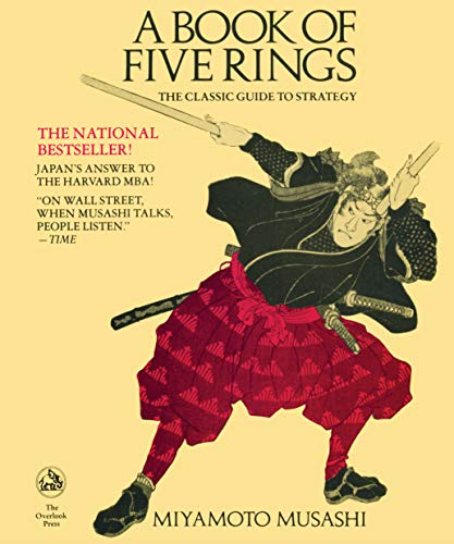 9780879511531: A Book of Five Rings: The Classic Guide to Strategy