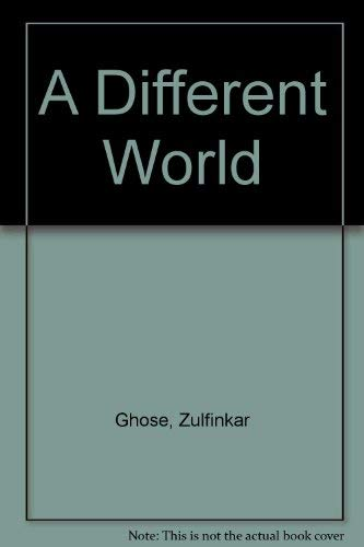 9780879512071: A Different World