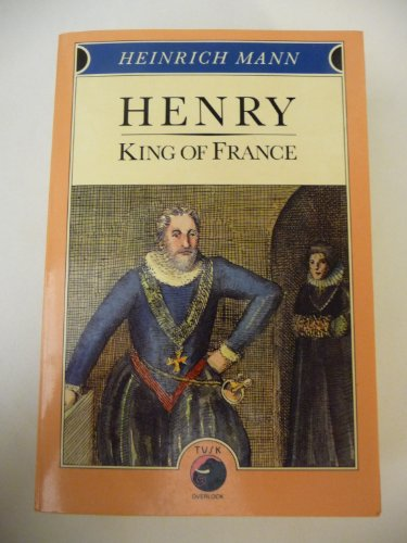 9780879512248: Henry, King of France