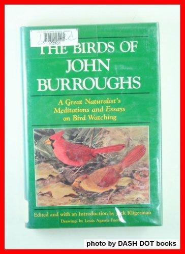 9780879513016: The Birds of John Burroughs