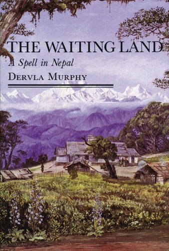 9780879513054: The Waiting Land: A Spell in Nepal