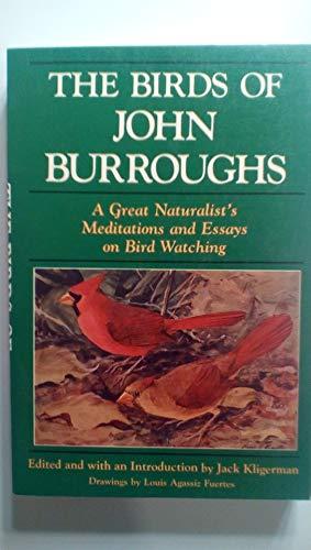 9780879513122: The Birds of John Burroughs