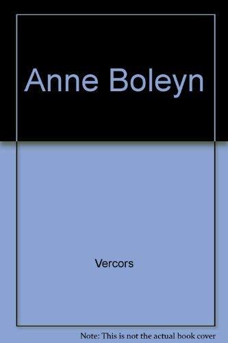 9780879513481: Anne Boleyn