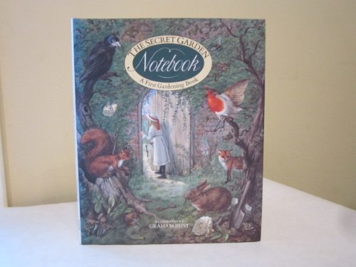 9780879514136: The Secret Garden Notebook: A Gardening Book for Children