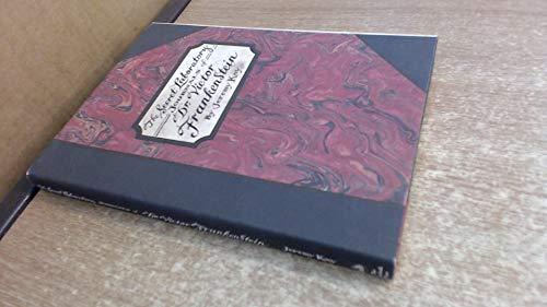9780879515119: The Secret Laboratory Journal of Doctor Victor Frankenstein