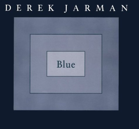 Blue (9780879515607) by Jarman, Derek