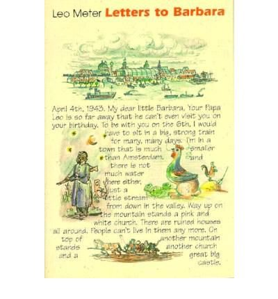 Letters to Barbara: Meeter, Glenn; Agee,