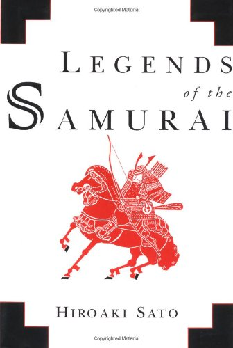 9780879516192: Legends Of The Samurai
