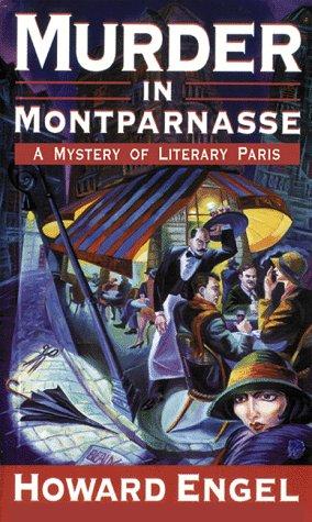 9780879517014: Murder in Montparnasse: A Mystery of Literary Paris