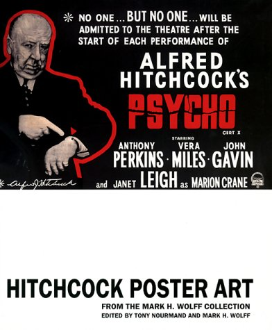 9780879517144: Hitchcock Poster Art: From the Mark H. Wolff Collection