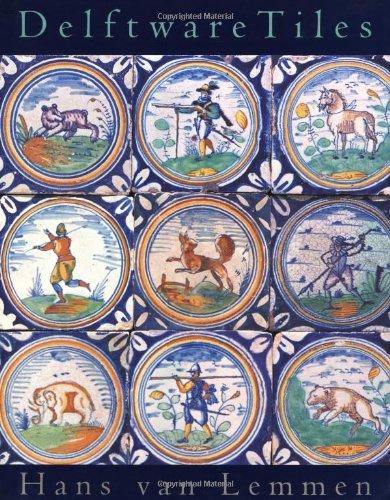 Delftware Tiles: Van Lemmen, Hans
