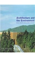 9780879518196: Architecture and the Environment: Contemporary Green Buildings